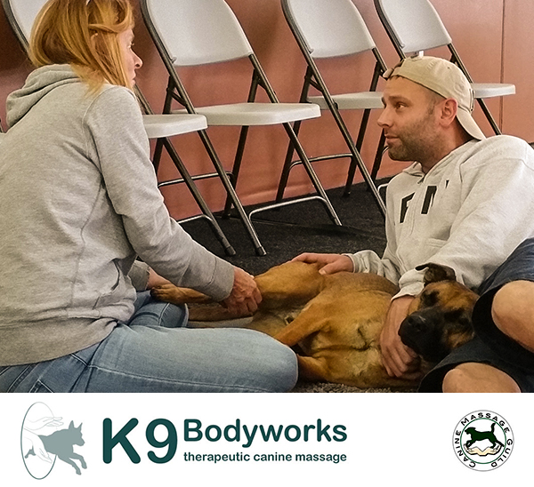 K9 Bodyworks - Vreli Middleton - Canine Massage Therapist