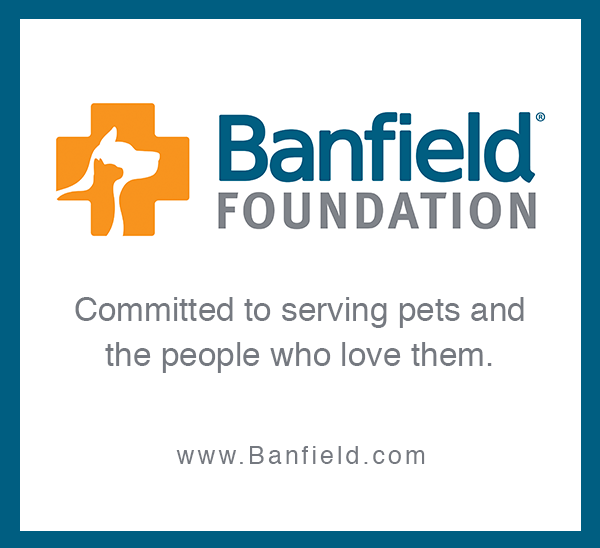 Banfield Foundation - Committed to serving pets and the people who love them.