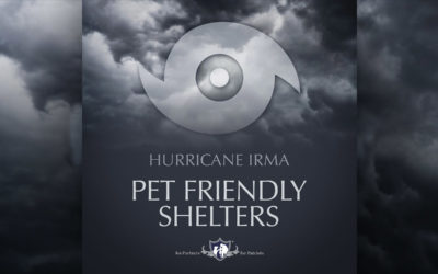 Hurricane Irma Pet Friendly Evacuation Shelters