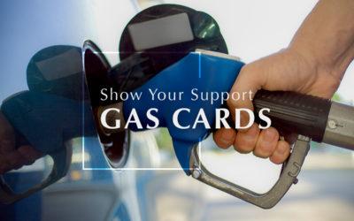 Donate Gas Cards for Program Veterans