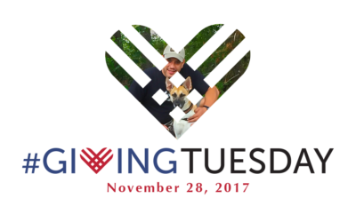 Giving Tuesday – You Make All the Difference!