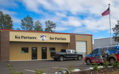 K9 Partners for Patriots New Training Campus
